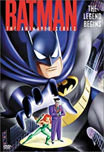 Batman - The Animated Series - The Legend Begins