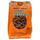 Ener-G Foods Wylde Pretzels, 8-Ounce Bags (Pack of 12) ~ Ener-G Foods