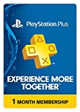 PlayStation Plus: 1 Month Membership [Digital Code]