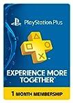 PlayStation Plus 1 Month Membership -...
