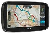 TomTom Premium Pack GO 50 Navigationssystem inkl. Gratis-Tasche und 1 Jahr Gratis-Radarkameras auf Wunsch (12.7 cm (5 Zoll) resistives Touch Display - Bedienung per Fingergesten, Lifetime TomTom Traffic & Maps, 45 Länderkarten)