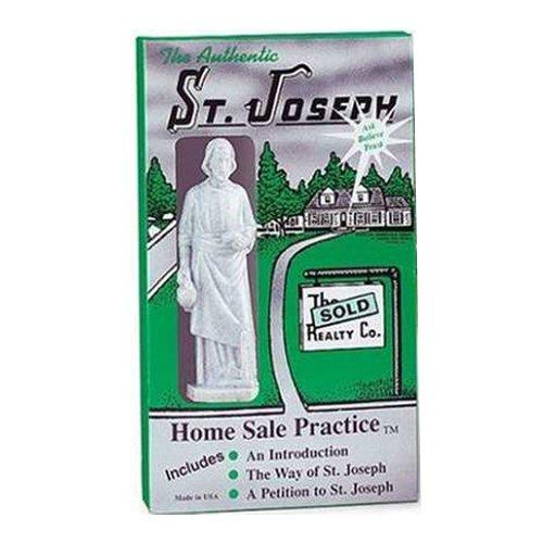 The Authentic St. Joseph Home Sale Practice front-931233