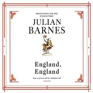 England, England Hörbuch