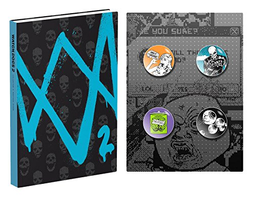 Watch Dogs 2 Prima Collectors Edition Guide