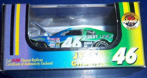 98 Revell #46 Jeff Green First Union (blue hood) - 1