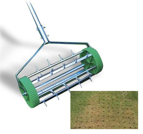 Good Ideas Lawn Aerator Lawncare Hq