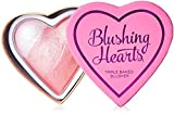 Makeup Revolution I Heart Makeup Blushing Hearts Blusher Bursting with Love, 10g