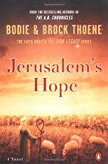 Jerusalem's Hope (The Zion Legacy, Book VI)