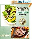 Paleo Diet, Paleo Cookbook and Vegan...