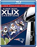 NFL Super Bowl Champions XLIX: New England Patriots [Blu-ray]