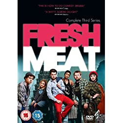 Fresh Meat: Season 3