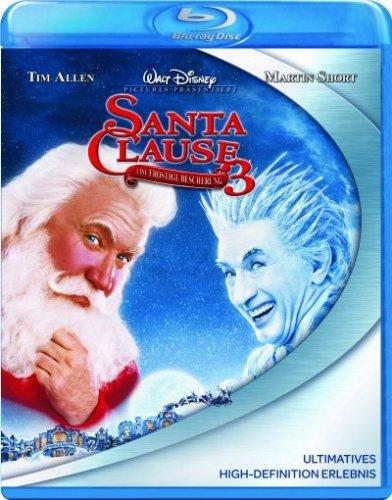 Santa Clause 3 - Eine frostige Bescherung [Blu-ray]