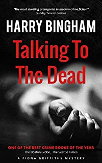 Talking To The Dead by Harry Bingham ebook deal