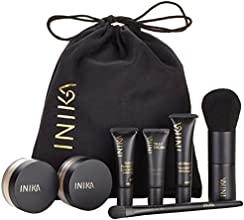 INIKA Kit de Maquillage Trust, Teints Hâlés et Mats, 46 g