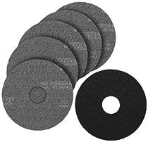 PORTER-CABLE 79080-5 80 Grit Hook & Loop Drywall Sander Pad & Discs (5-Pack)