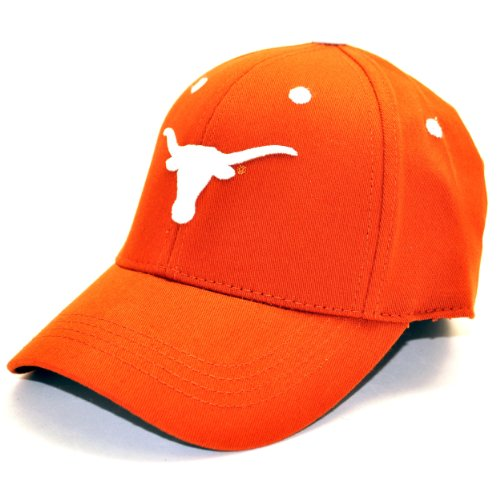 Ncaa Texas Longhorns Child One-Fit Hat, Orange