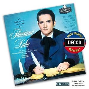 Flaviano Labo: Operatic Recital (Dmwr)