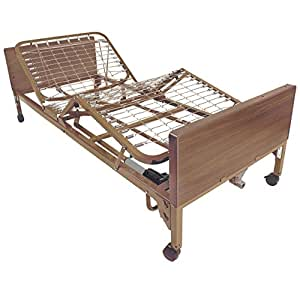 Amazon Full Electric Twin Size Bed w Full Side Rails