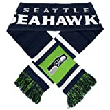 NFL Seattle Seahawks 2012 Team Stripe Scarf by Forever Collectibles