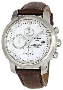 Tissot Men's T0144271603100 PRC 200 Chronograph Watch