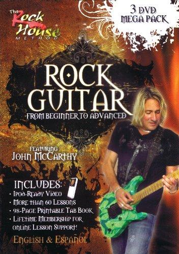 John McCarthy - Rock Guitar Mega Pack (DVD)