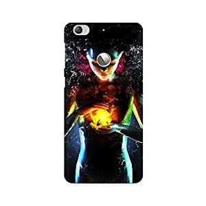 Mobicture Girl Abstract Premium Printed Case For LETV 1S/LeEco 1S