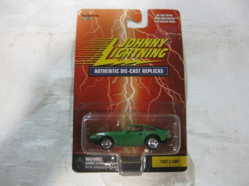 Johnny Lightning Authentic Die-Cast Replicas 1981 Z-Car - 1