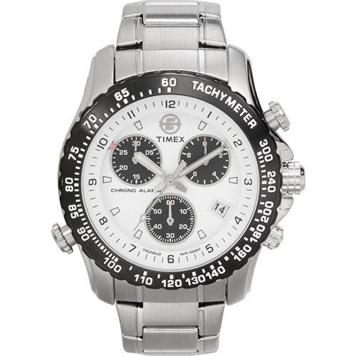 7 Timex Mens T42331 Expedition Premium Collection Chronograph