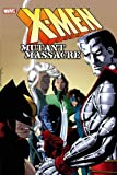 img - for X-Men: Mutant Massacre book / textbook / text book