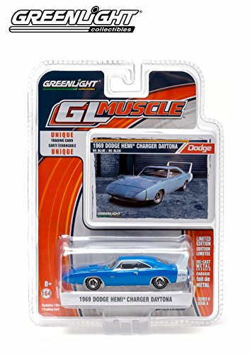 Greenlight GL Muscle Series 9 - 1969 Dodge Hemi Charger Daytona - 1