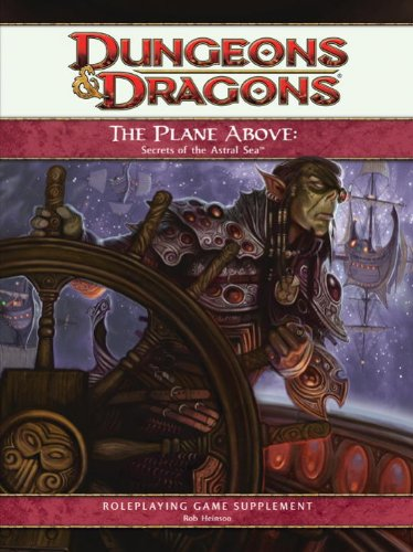 The Plane Above (Dungeons & Dragons)