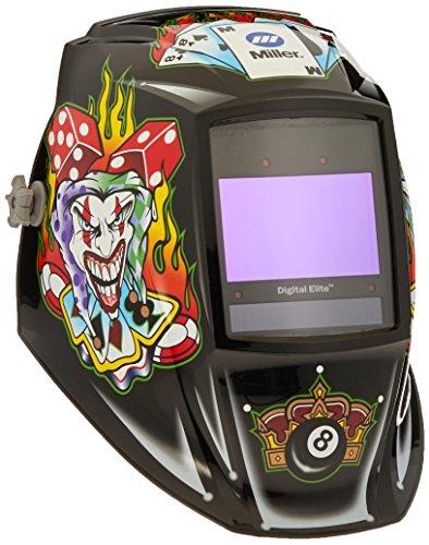 Auto-Darkening-Welding-Helmet-Black-Digital-Elite-8-to-13-Lens-Shade