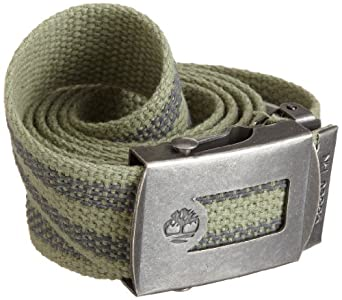 With vachetta leather trim and rugged waxed cotton, this braided stretch belt brings a touch of texture to everyday looks. 1¼