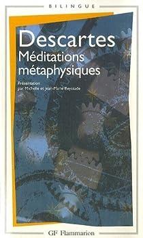 Méditations métaphysiques par Descartes