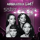 echange, troc Sister Sledge - Live