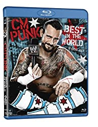 WWE: CM Punk - Best in the World [Blu-ray]