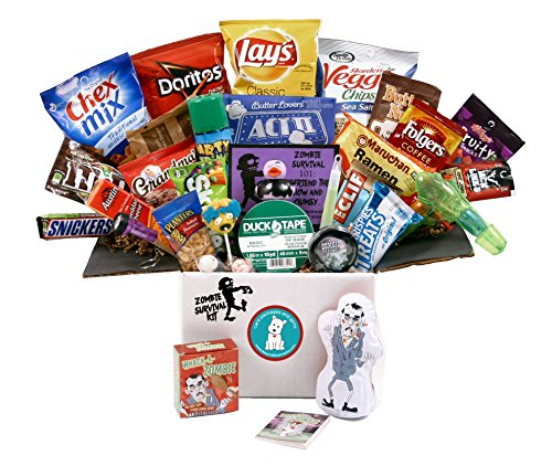Zombie Survival Kit - The Halloween Care Package