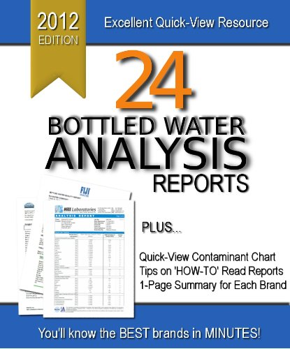 24 Bottled Water Analysis Reports (The Truth About Bottled Water) PDF