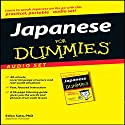 Japanese For Dummies Audiobook by Eriko Sato Narrated by  uncredited