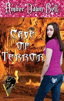 cave of terror (vanator series) - amber dawn bell