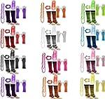 A-Express� Neon UV Legwarmer Gloves B...