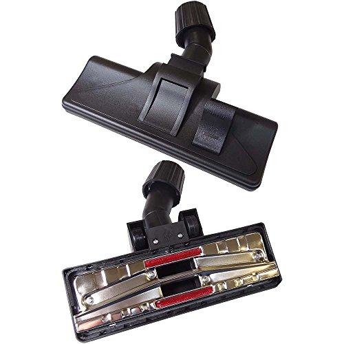 Aspirapolvere con ugello - Turbo lancia - Bocchetta d'acero - Spazzola combinata per aspirapolvere AEG Smart 485 con 1 rotolo di 16l sacchetto rifiuti