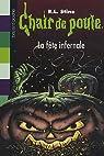 Chair de poule, tome 54 : La fête infernale