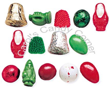Jelly Belly Christmas Deluxe Candy Mix (1 Lb.- 100 Pcs)