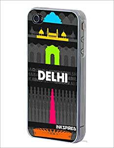 Inkspired Delhi Cover for iPhone 4/4S