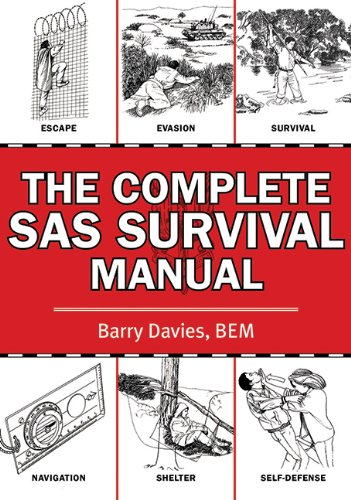 Books The Complete Sas Survival Manual