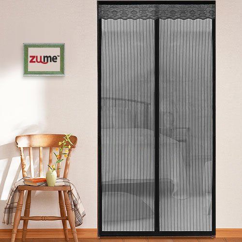 Magnetic Screen Door Highest Quality Easy To Install Door Screens With Magnets Size 40 X 83 Pet