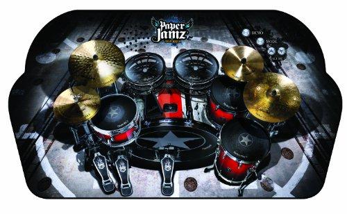 Wow Wee Paper Jamz Drum Instant Rockstar Rock 4