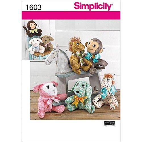 Stuffed Animal Lambs front-1052467