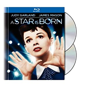 A Star is Born (1954) Blu-Ray DVD Release